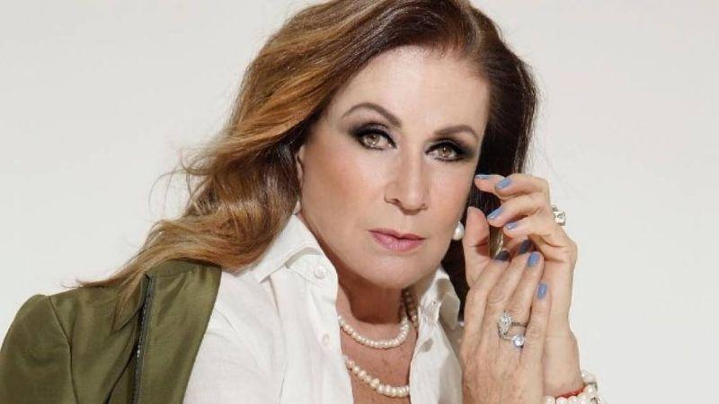 Laura Zapata se alista para lo peor y confiesa a quien le dejará toda su herencia