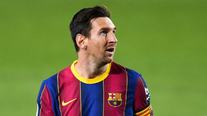 ¿Lionel Messi ya no está para Champions? Otra vez lo dejan fuera de la convocatoria