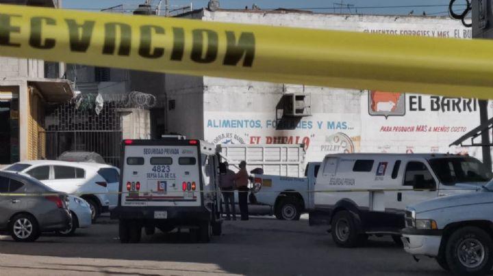 Violento atraco a camión de valores en Sinaloa, deja a un custodio muerto