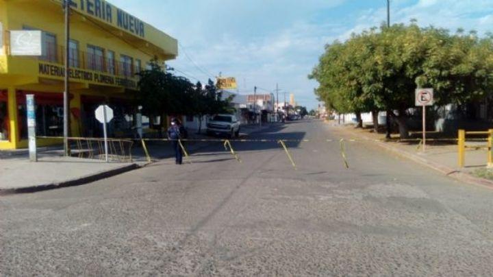 Autoridades cierran el centro de Huatabampo por posible rebrote de Covid-19