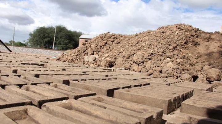 Ladrilleros un oficio en camino a desaparecer en Sonora