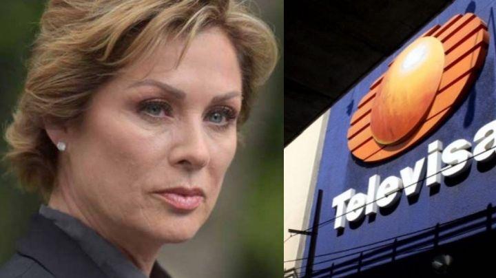 ¿Llega a TV Azteca? Lety Calderón anuncia en 'Hoy' que deja Televisa por fuerte razón