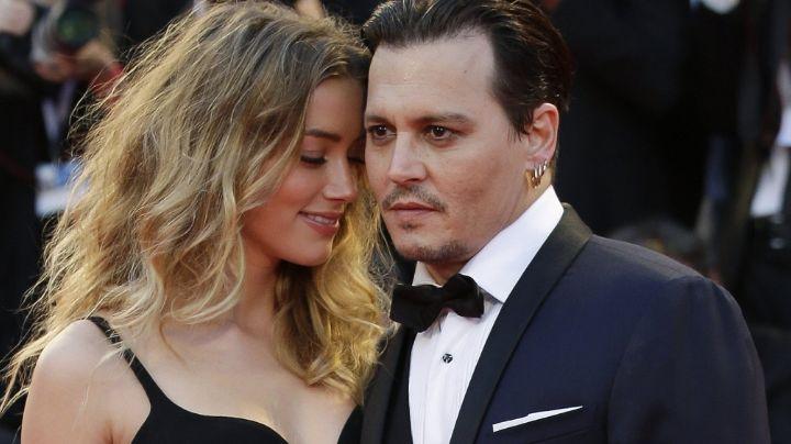 Johnny Depp muestra su desprecio hacia Amber Heard en recientes mensajes de texto
