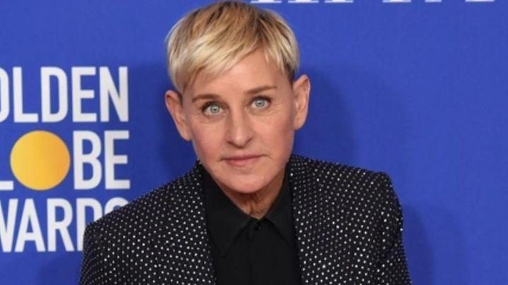 Tras fuerte acusaciones de acoso y crisis laboral, Ellen Degeneres da positivo a Covid-19