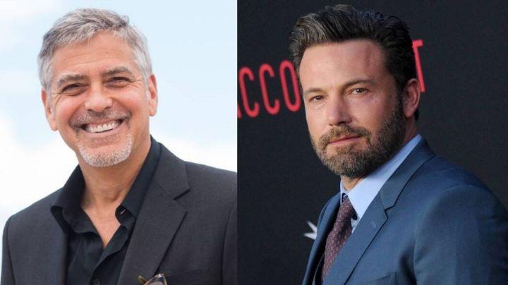Ben Affleck 'protagoniza' una película dirigida por el reconocido actor George Clooney