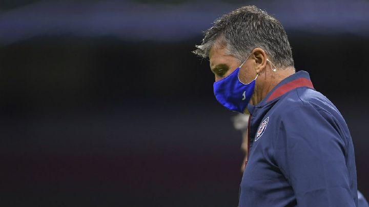Robert Dante Siboldi renuncia al Cruz Azul tras la eliminación en la Liguilla