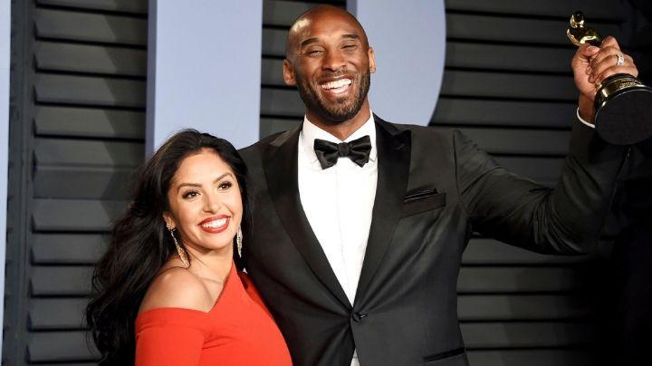 Así es como Vanessa Bryant ayuda a que Kobe Bryant sea reconocido como la persona del año