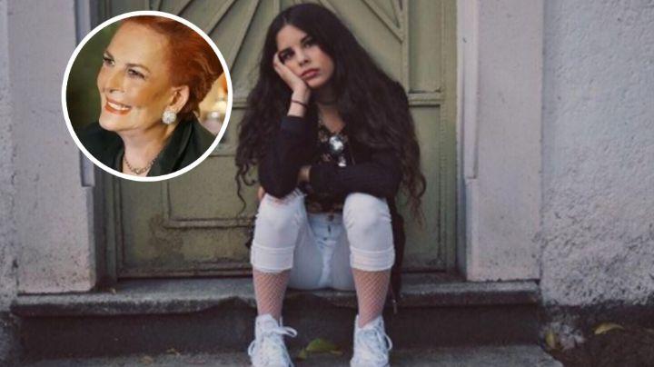 """""""El amor es primero"""": Paula Levy se expresa de su abuela, Talina Fernández"""