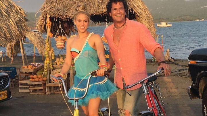Shakira y Carlos Vives revelan que estarán en una película de Disney sobre Colombia