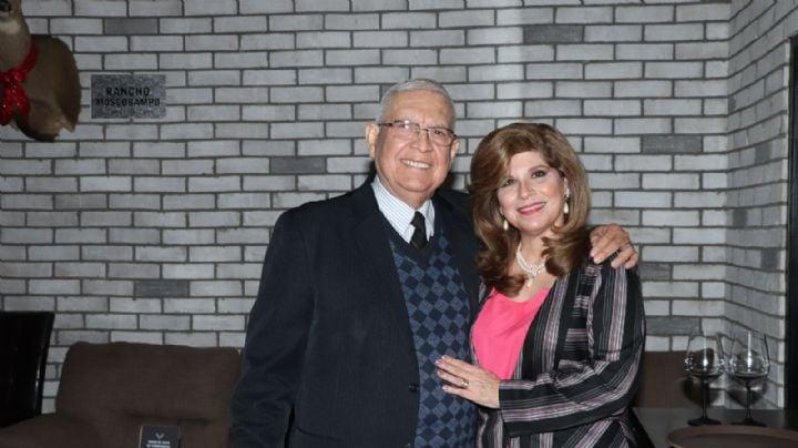 """""""La vida me ha dado todo...no puedo pedirle más"""", dijo el señor Genaro Rojas al cumplir 80 años"""