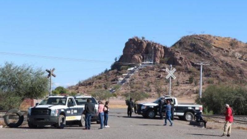 Ciudad Obregón: Pandemia no 'rompe' la fe de los peregrinos; marchan al Cerrito de la Virgen