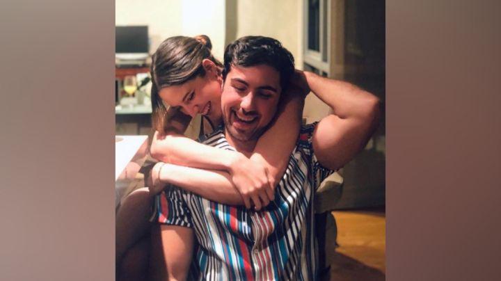 América Fernández, hija de 'El Potrillo', posa muy acaramelada con guapo galán