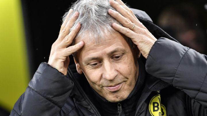 Borussia Dortmund despide a su director técnico Favre tras la derrota por 5-1