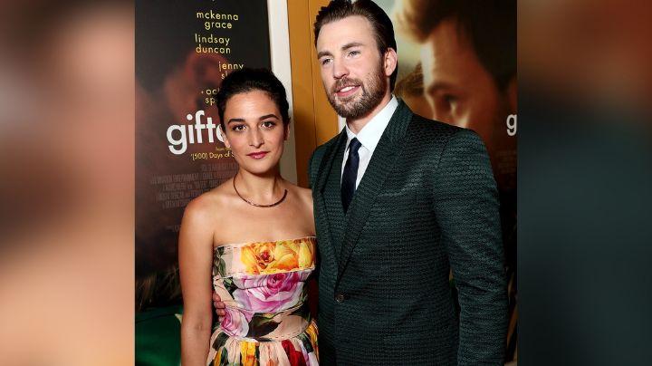Jenny Slate, expareja de Chris Evans, tras su polémico romance anuncia que está embarazada