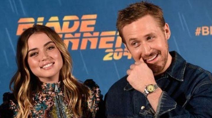 Ana de Armas deja de lado a su novio Ben Affleck para hacer esto con Ryan Gosling
