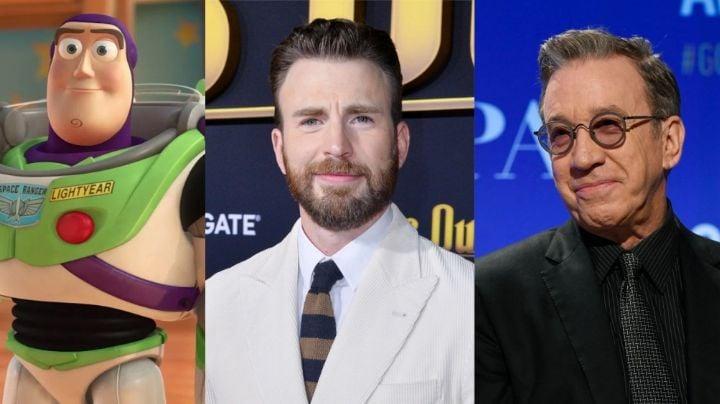 Fanáticos envían 'odio' a Chris Evans tras remplazar a Tim Allen como 'Buzz Lightyear'