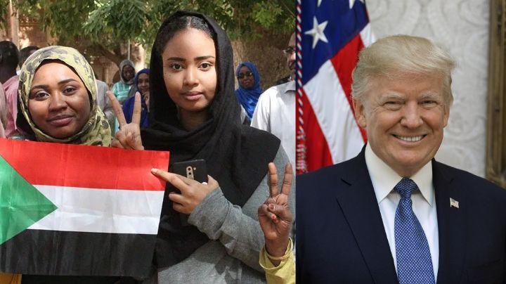 Libre de culpa: EU 'saca' de su lista negra a Sudán y lo descalifica como país terrorista