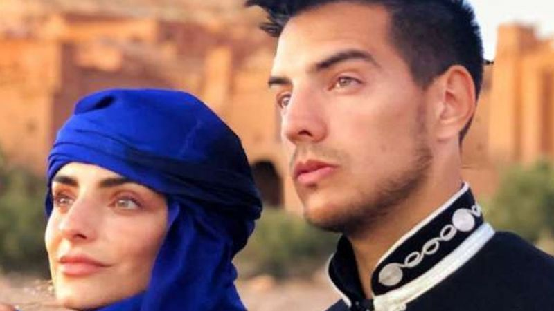 """Ya dejen a mi hermana"": Vadhir defiende a Aislinn Derbez ante rumor de nuevo romance"