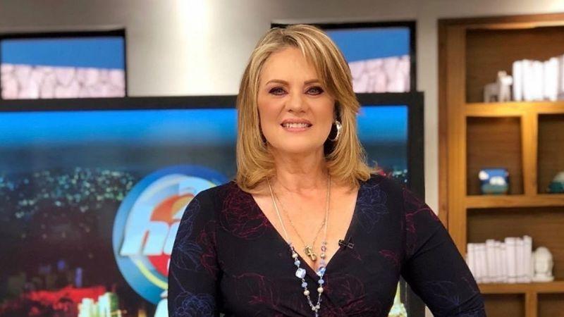 ¿Traiciona a Televisa? Érika Buenfil sorprende a todos al aparecer en TV Azteca