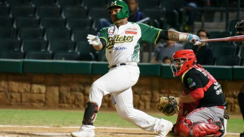 Yaquis de Obregón suman poder a su ofensiva; llega Leandro Castro en préstamo