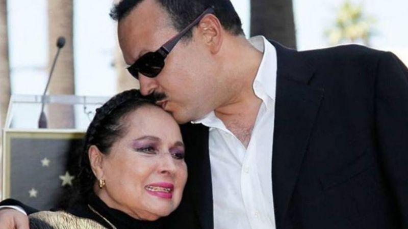 """""""No se va a morir nunca en mí"""": Pepe Aguilar habla sobre la muerte de su madre, Flor Silvestre"""