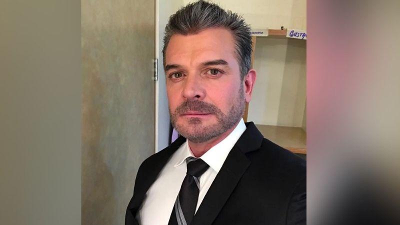 Sergio Basáñez pide ayuda en Internet para localizar a un integrante de su familia
