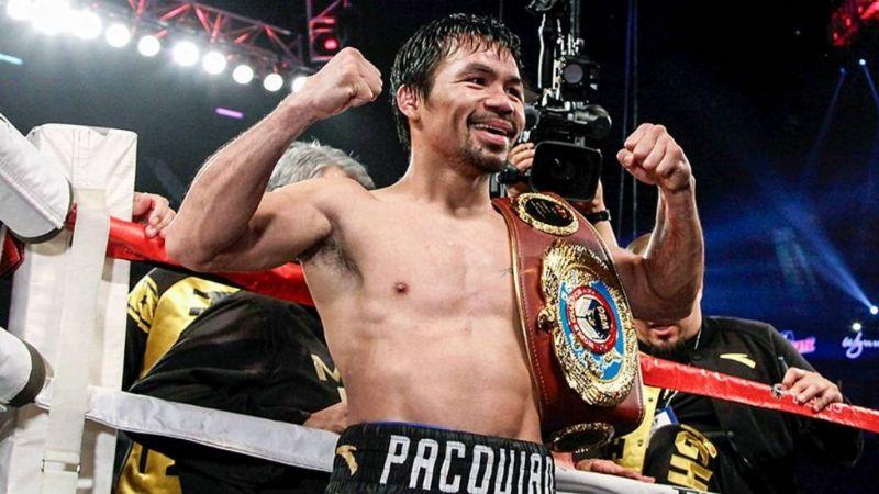 Manny Pacquiao regresaría al ring en abril del 2021