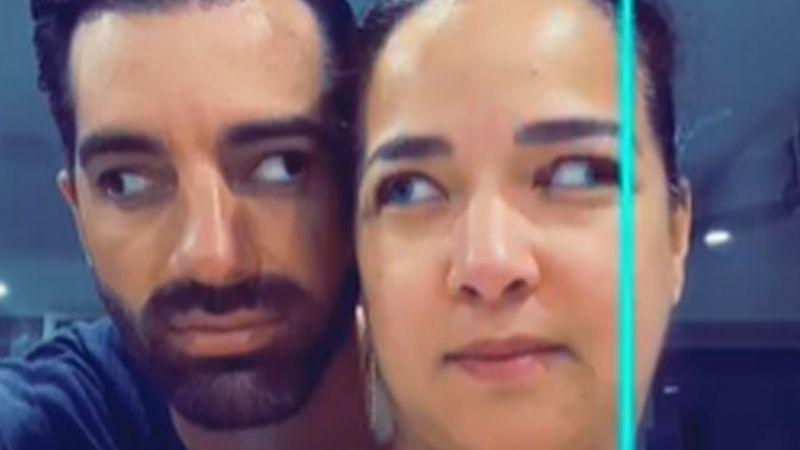 Adamari López y Toni Costa se hacen virales al realizar este divertido video de TikTok