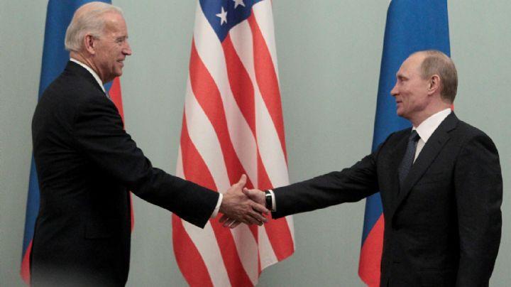 Vladimir Putin felicita a Joe Biden por su triunfo electoral oficial; extiende la mano de Rusia