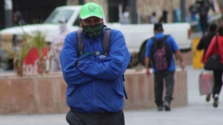 En México, continuarán las bajas temperaturas tras la llegada del frente frío número 24