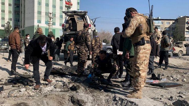 Mohibullah Mohammadi, vicegobernador de Kabul, muere durante explosión en su auto