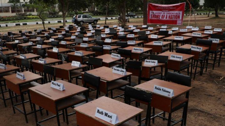 ¡Horror en Nigeria! Más de 300 estudiantes han sido secuestrados y grupo criminal se los atribuye