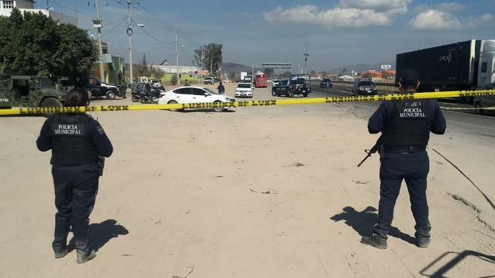 Enfrentamiento entre presuntos huachicoleros deja tres personas muertas en Querétaro