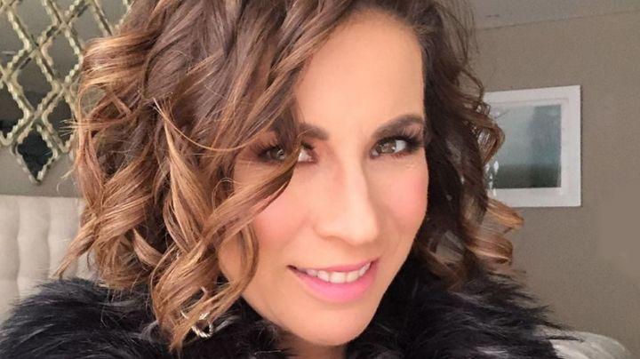 Ingrid Coronado se pone su vestido más explosivo y lo presume en Instagram