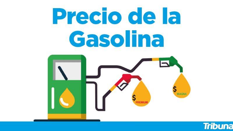 Precio de la gasolina en México hoy martes 15 de diciembre del 2020