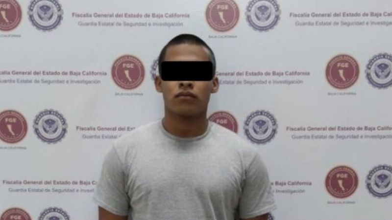 Tijuana: Detienen a presunto miembro del Cártel de Sinaloa buscado por el Gobierno