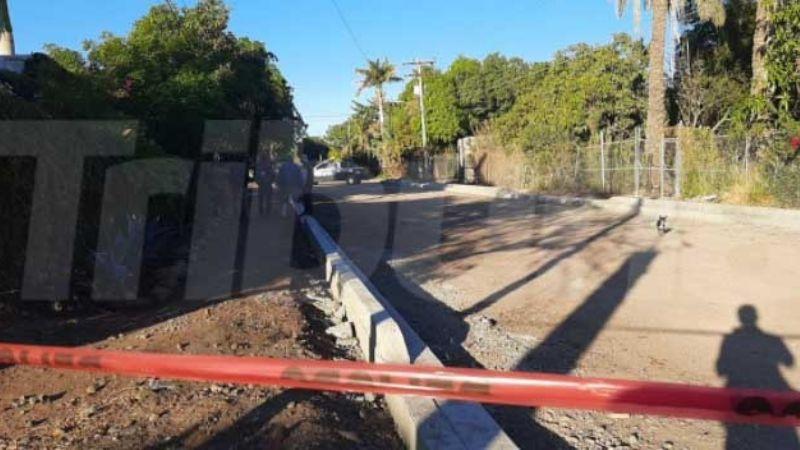 Cajeme: Encuentran el cuerpo sin vida de un hombre en calles del Campo 5