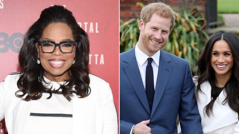 Navidad se adelanta: Oprah Winfrey presume el maravilloso regalo de Meghan Markle