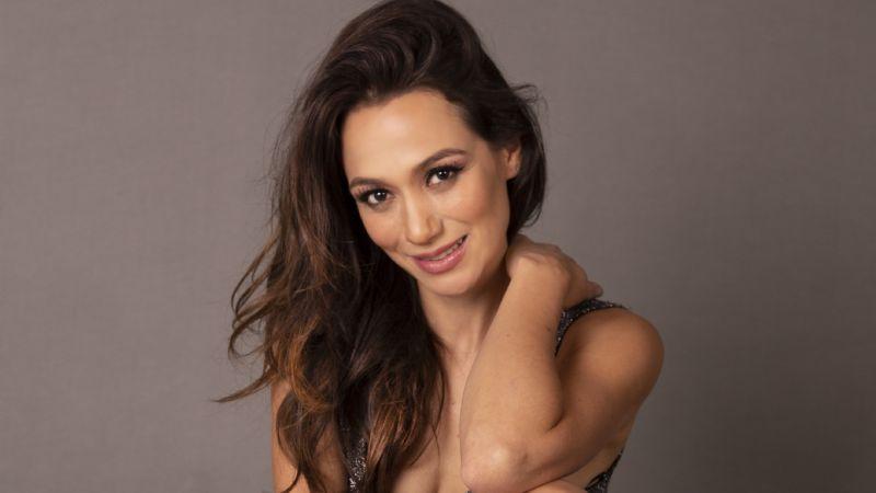 Gabriela Zas ama a su personaje en 'Vencer el desamor' la telenovela de Televisa