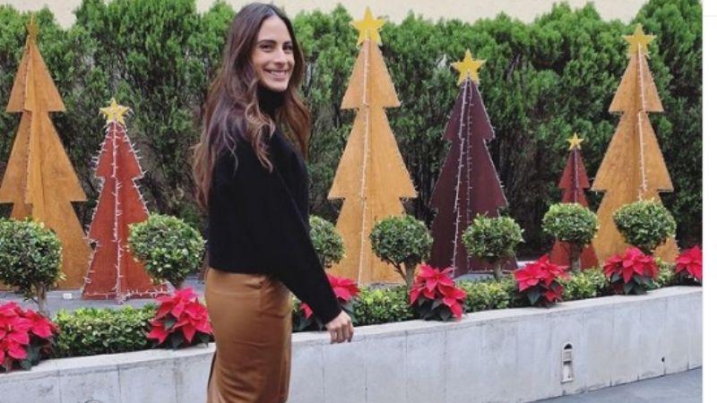 Valeria, la guapa novia de Julián Gil, roba suspiros en Instagram al modelar así de irresistible