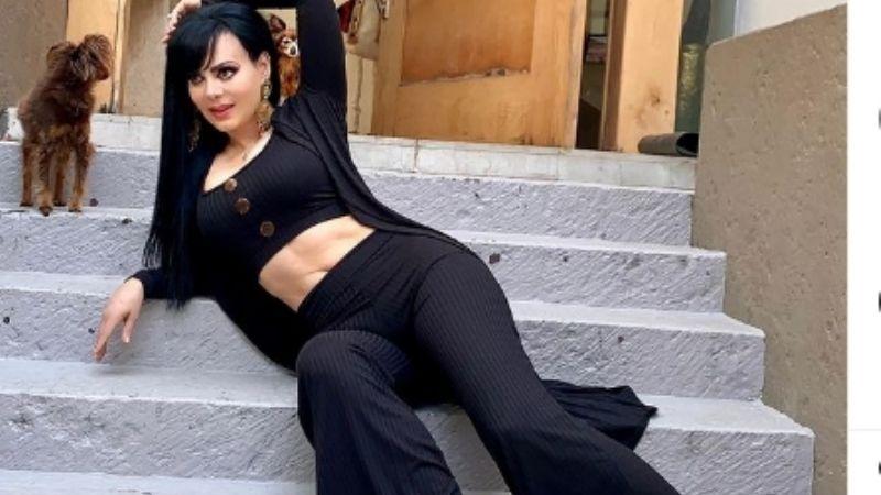"""""""Madre santa"""": A sus más de 60 años, Maribel Guardia enamora a fans con irresistible pose"""
