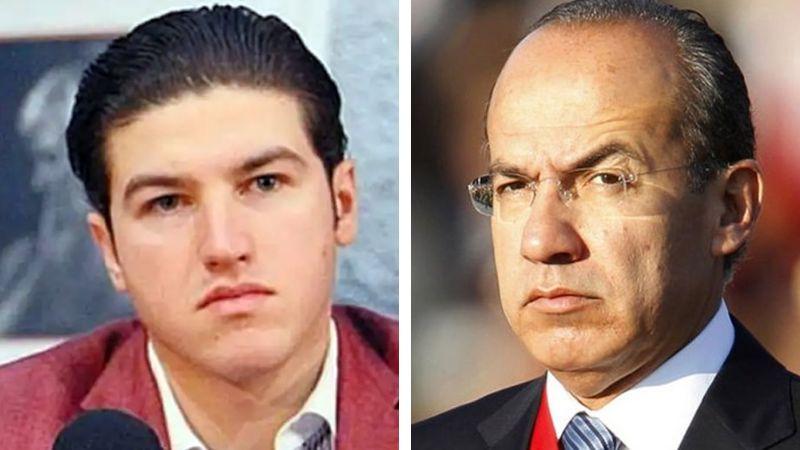 """Felipe Calderón arremete contra Samuel García por sus palabras sobre los """"suelditos"""""""