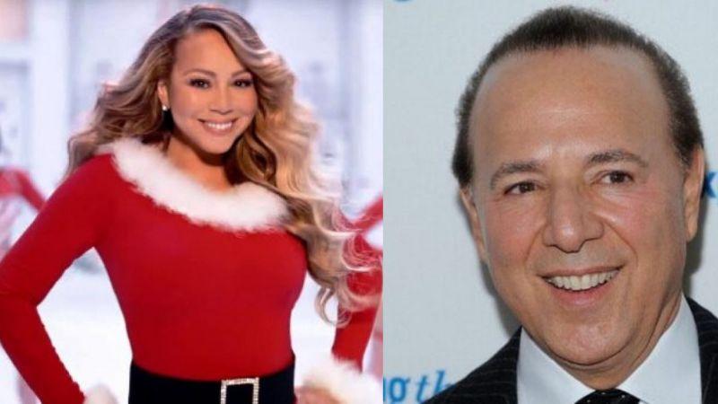 ¿Thalía está celosa? Mariah Carey escribió su canción más famosa sobre Tommy Mottola
