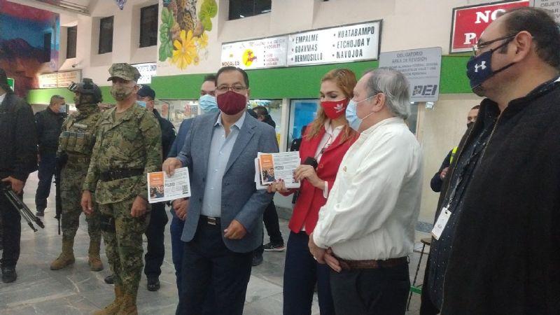 """Mariscal Alvarado se auto reconoce """"méritos"""", valora buscar la reelección"""