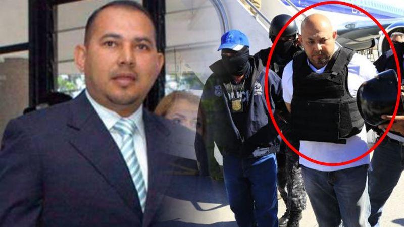 Roberto Silva, exdiputado de El Salvador, es deportado y jugado por lavado de dinero