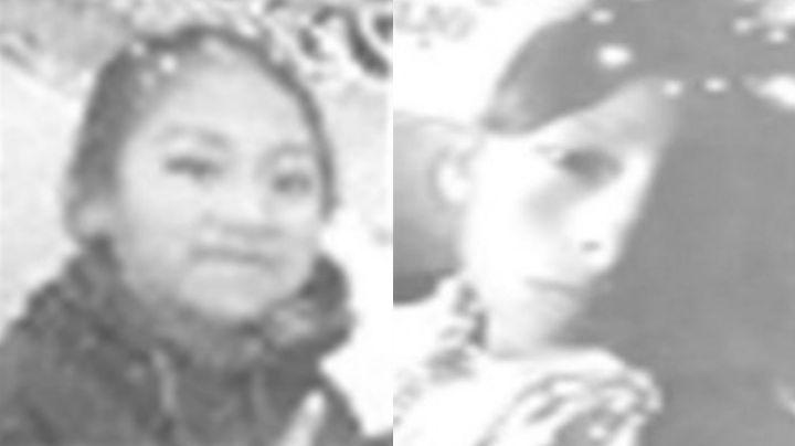 Alerta Amber: Reportan desaparición de hermanas en CDMX; tienen 13 y 10 años