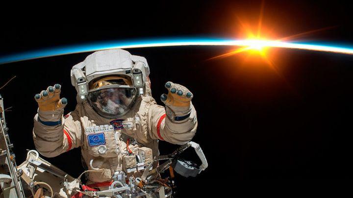 Cosmonauta se hace viral al mostrar alucinantes imágenes desde el espacio exterior