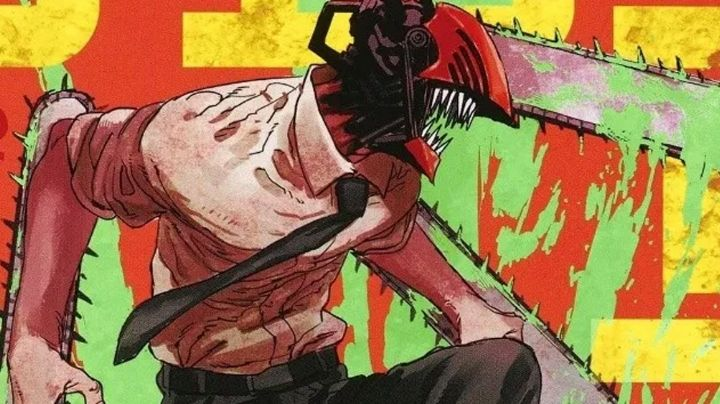 Sale a la luz la primera imagen promocional para el anime de 'Chainsaw Man'
