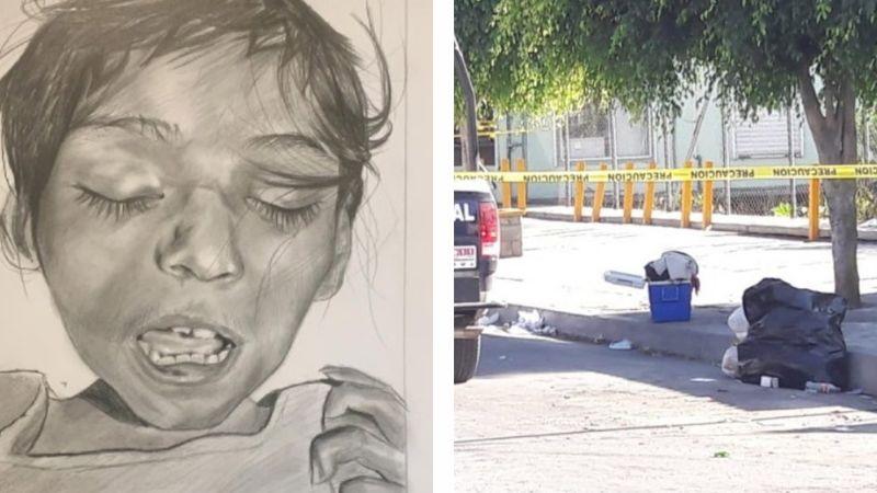 Desgarrador: Mamás 'adoptivas' sepultan a niña encontrada en hielera; nadie reclamó su cuerpo