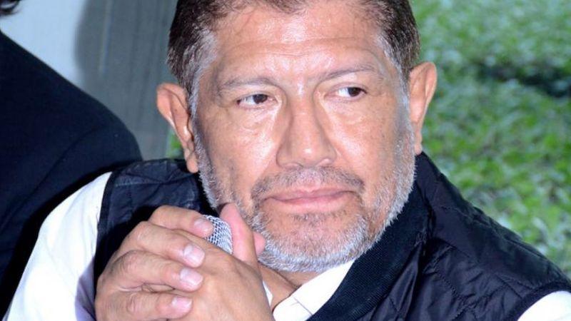 """""""Usa oxígeno"""": Integrante de Televisa revela que Juan Osorio estaría delicado de salud"""